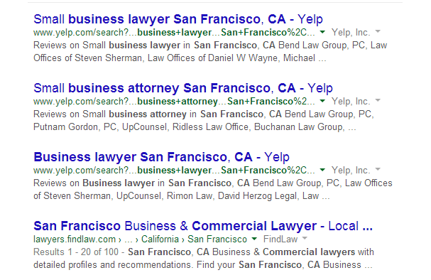 small business lawyer san francisco